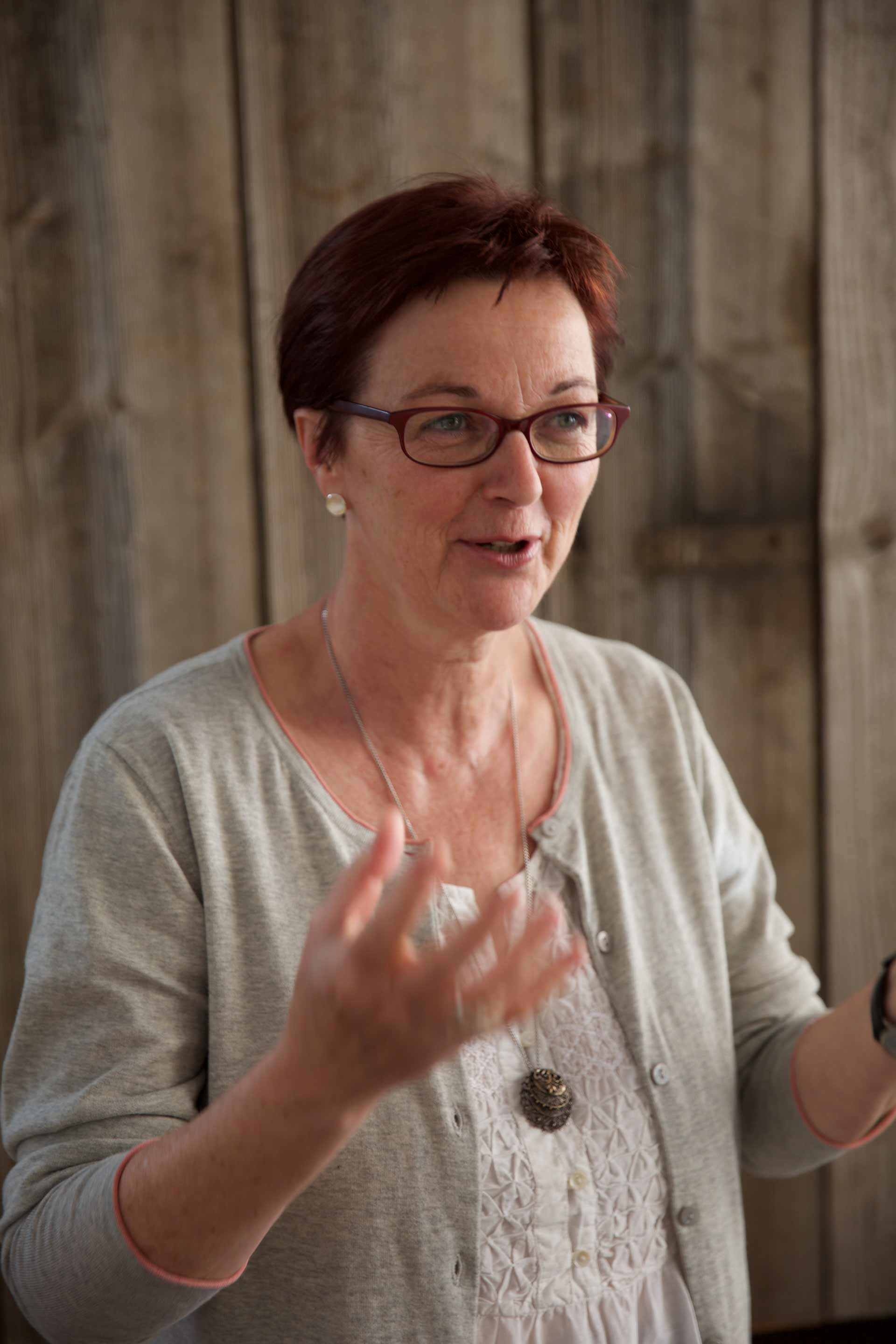 Heike Papenfuss – PDL-Sprachtrainerin