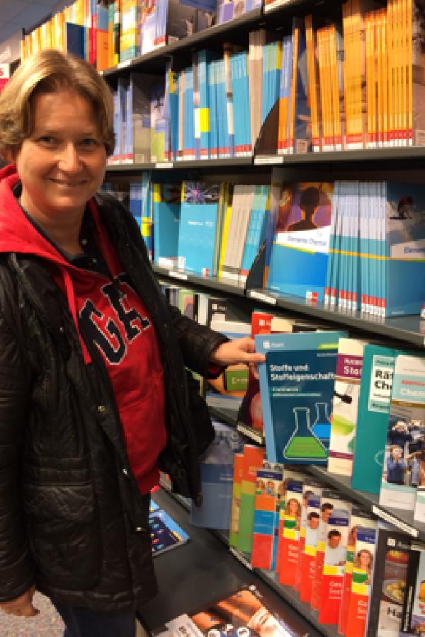 Kerstin Brausewetter – Gymnasiallehrerin